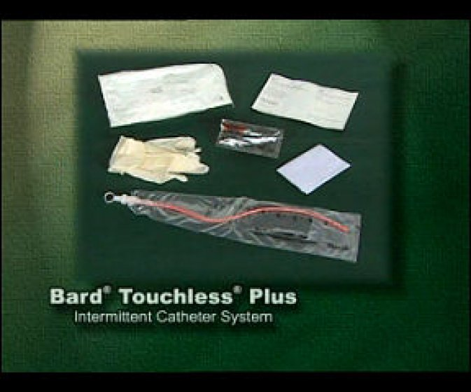 Bard Medical Touchless 174 Intermittent Kits